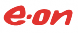 Das Logo von E.ON
